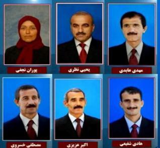 هموطنان کشته شده در حمله موشکی به کمپ لیبرتی در عراق