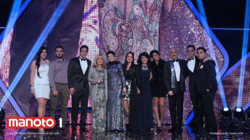 """فصل سوم آکادمی موسیقی گوگوش با پیروزی نهایی """"ارمیا"""" به پایان رسید."""