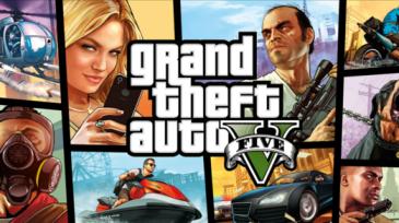 لوگوی سری جدید بازی محبوب Grand Theft Auto